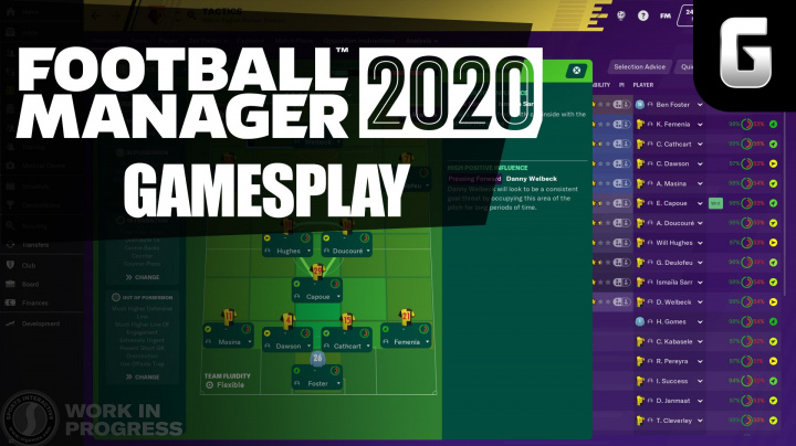 GamesPlay - Football Manager 2020