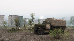 Spintires vás vezmou do černobylské zóny v novém rozšíření