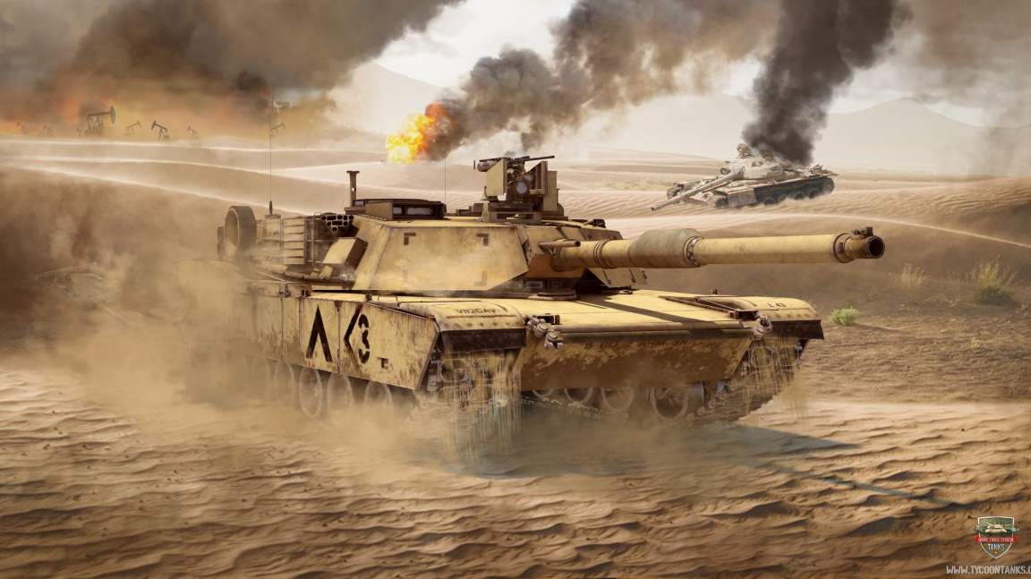 Arms Trade Tycoon Tanks