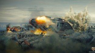 V Arms Trade Tycoon Tanks přepíšete historii tím, že vyrobíte vlastní tanky