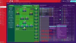 Football Manager - návod