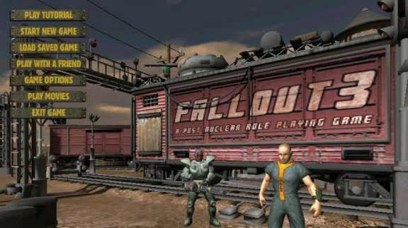 Fallout 3: Van Buren