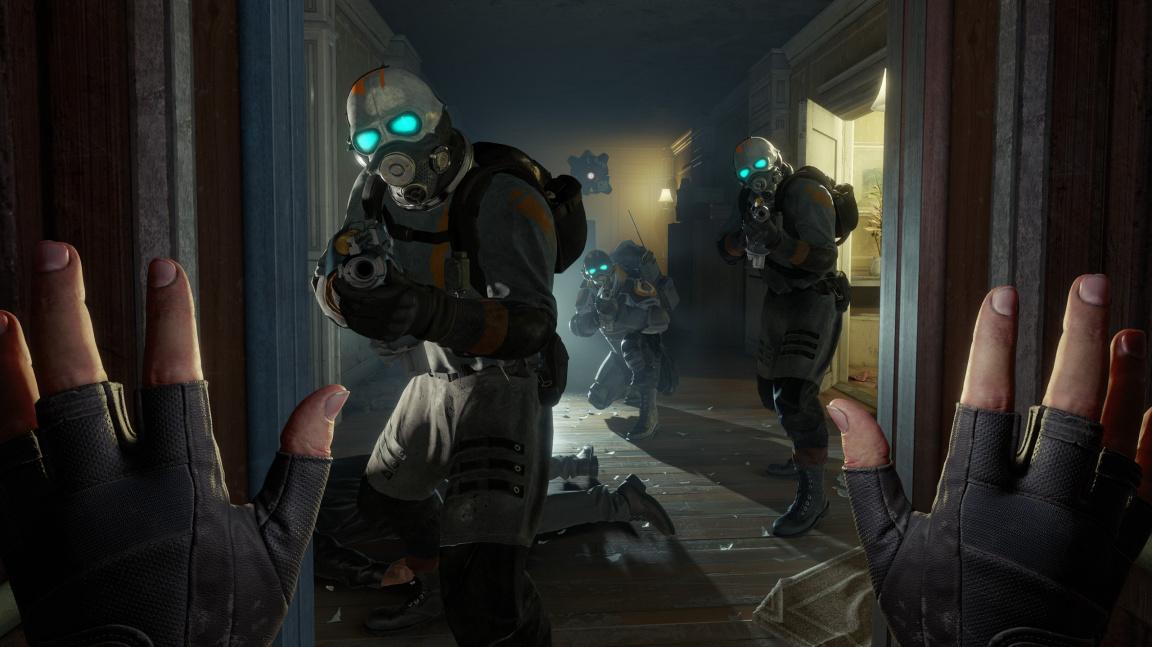 Jak hodnotí ve světě – Half-Life: Alyx