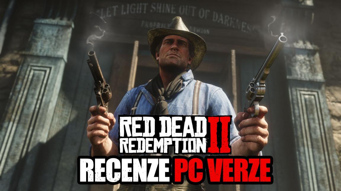 Red Dead Redemption II – recenze PC verze