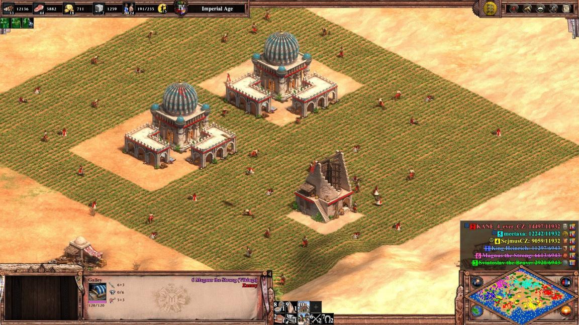 Bulhar, Kumán a Litevec: Kouzlo nových civilizací v Age of Empires II: Definitive Edition