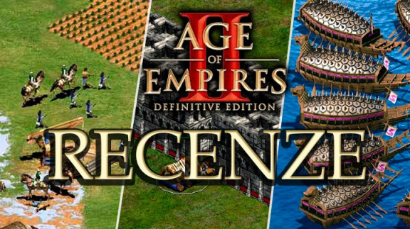 Age of Empires II: Definitive Edition – recenze