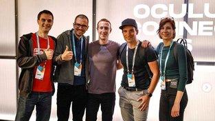 Beat Games Zuckerberg