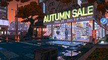 Na Steamu začaly podzimní slevy a nominace na hru roku