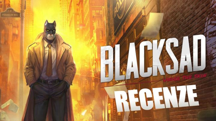 Blacksad: Under the Skin – recenze