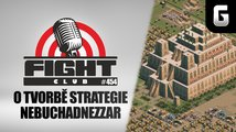 Fight Club #454 s tvůrci strategie Nebuchadnezzar