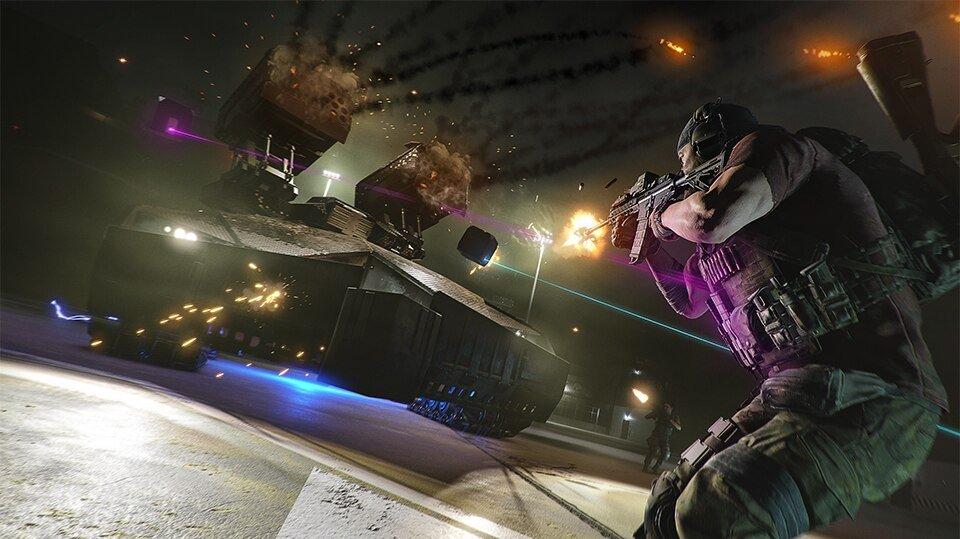 Ubisoft rozšířil Breakpoint o první unikátní raid na sopečném ostrově