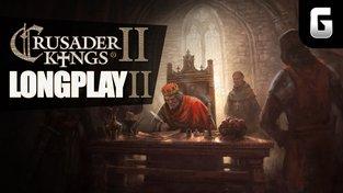 LongPlay – Crusader Kings II podruhé #6: Dnes neumírej!