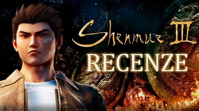 SHENMUE 3 RECENZE