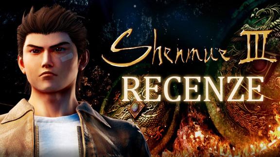 Shenmue 3 – recenze