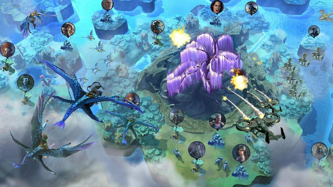 Avatar: Pandora Rising
