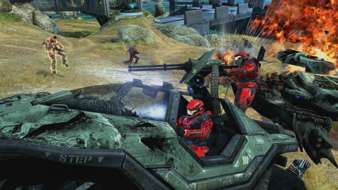 Halo: Reach je konečně na Steamu, další hry z The Master Chief Collection dorazí později