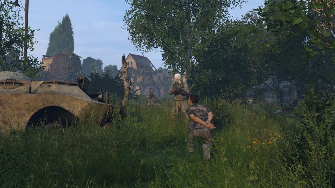 Nový update DayZ přidává zničitelné prvky prostředí