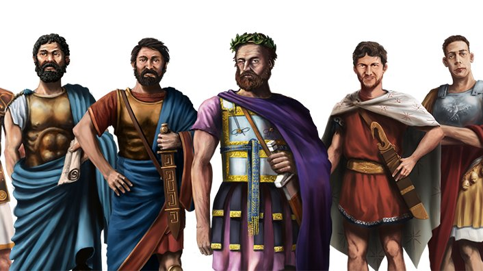 Za koho si zahrajete v české strategii Imperiums: Greek Wars? Inu, hlavně za Řeky