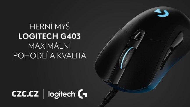 Logitech G403 Hero (PR)