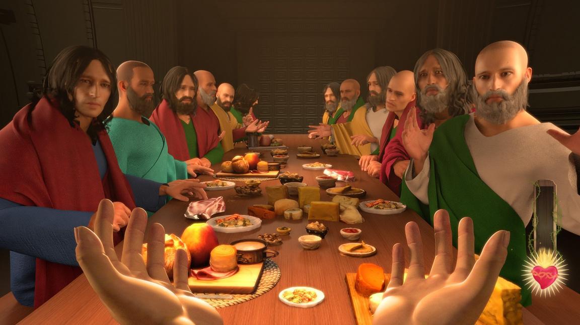 Vyzkoušejte si superschopnosti Ježíše v realistické simulaci I Am Jesus Christ