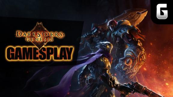 GamesPlay – hrajeme Darksiders Genesis