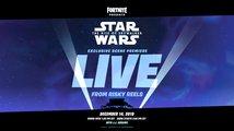 Hráči Fortnite se budou moct s předstihem podívat na scénu ze Star Wars: Vzestup Skywalkera