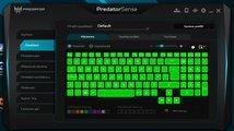 Nastavení podsvícení Acer Predator Helios 700