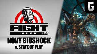 Sledujte Fight Club #456 o BioShocku, Darksiders, Sony i Nintendu