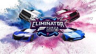 Do Forzy Horizon 4 se probojoval svěže vypadající battle royale mód The Eliminator