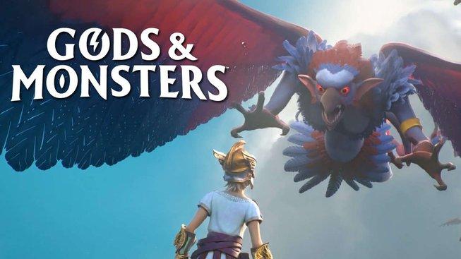 EGS Gods & Monsters