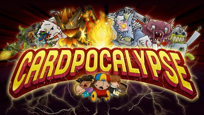 EGS Cardpocalypse