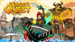 EGS A Knight's Quest