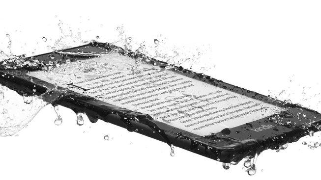Kindle a vodička