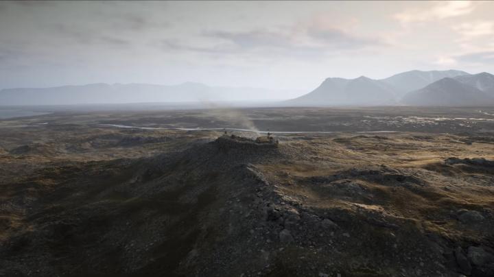 Hellblade II ukáže krásy Islandu, záběry z hraní ale pořád nikde