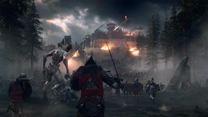 Nechte se nalákat na MMORPG New World skrze prohlídku herního světa