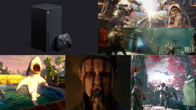 The Game Awards koláž
