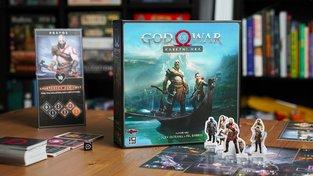 God of War – videorecenze deskové adaptace jedné z nejlepších her dekády