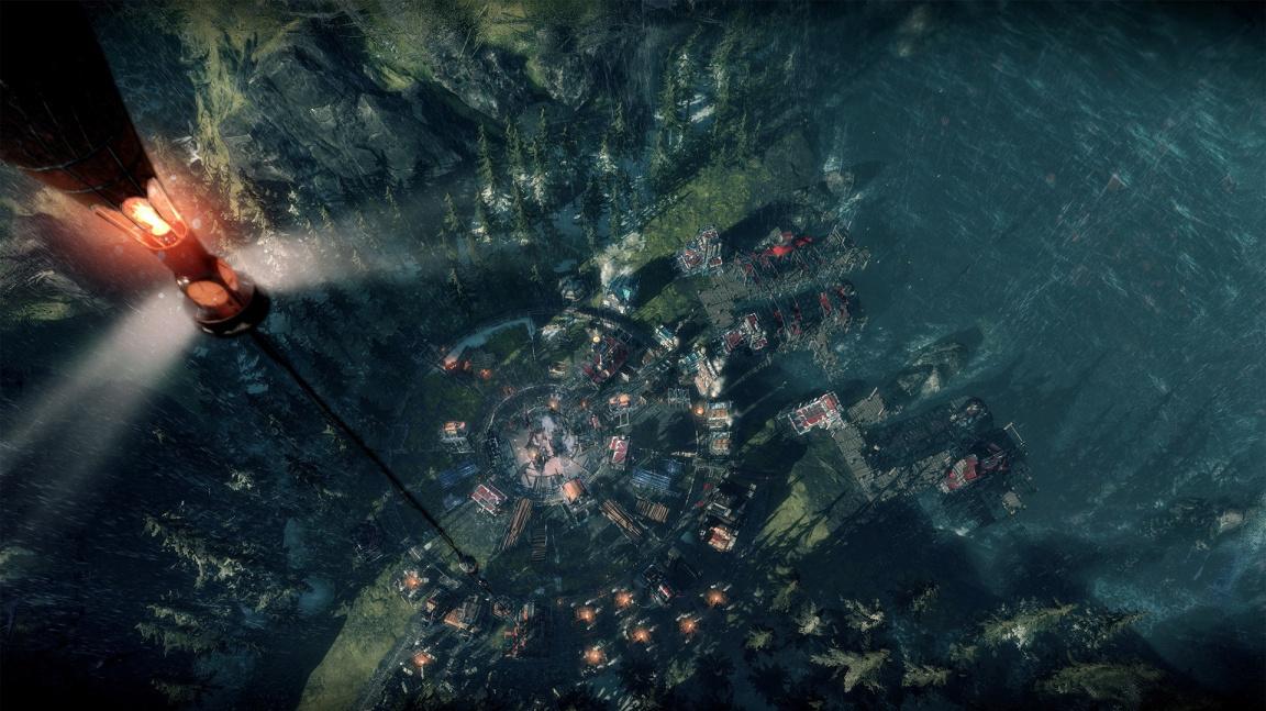 V podzimním DLC The Last Autumn pro Frostpunk je příjemných 10 stupňů, ale ne nadlouho