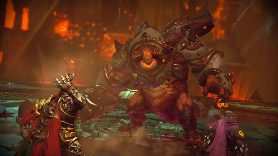 Výborné akční RPG Darksiders Genesis dorazilo na konzole