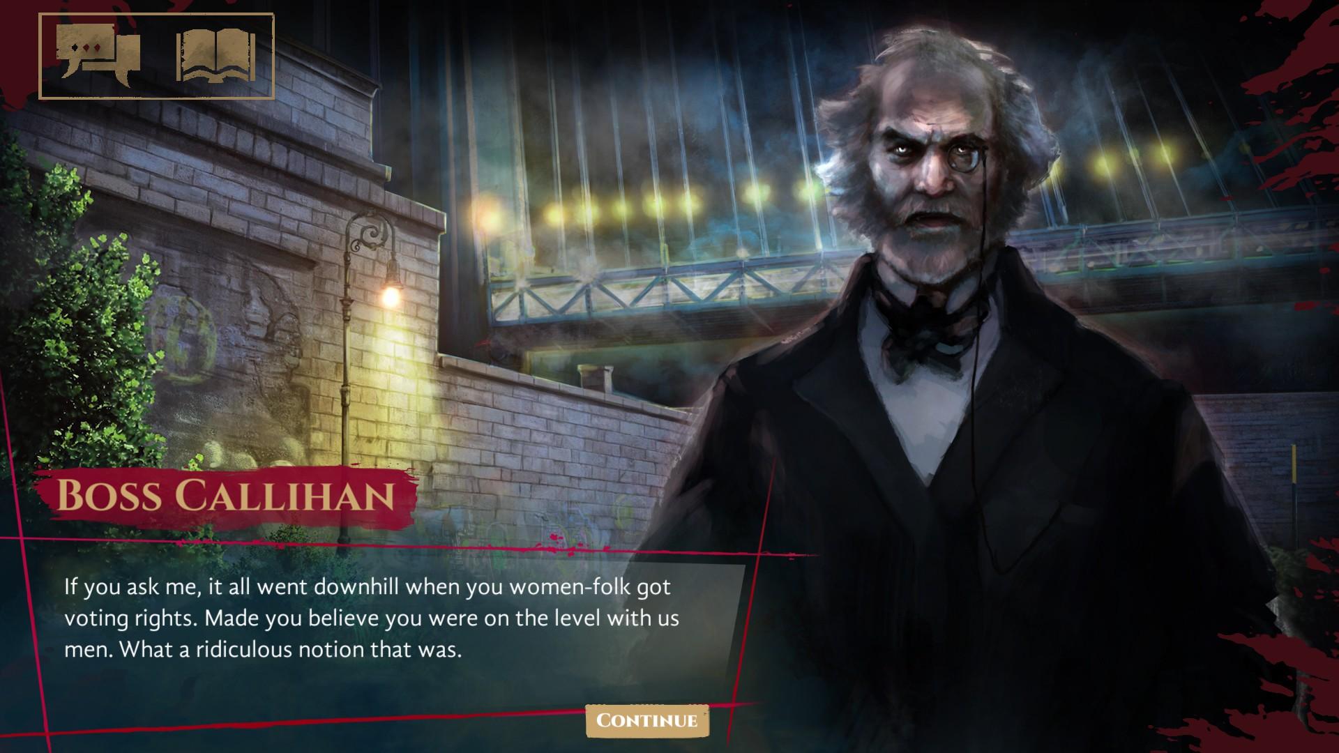 Vampire: The Masquerade – Coteries of New York
