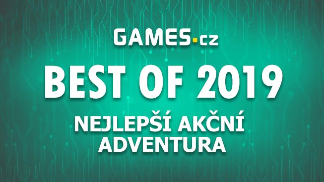 Best of 2019: Nejlepší akční adventura