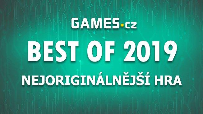 Best of 2019: Nejoriginálnější hra