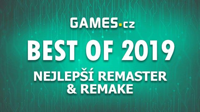 Best of 2019: Nejlepší remaster & remake