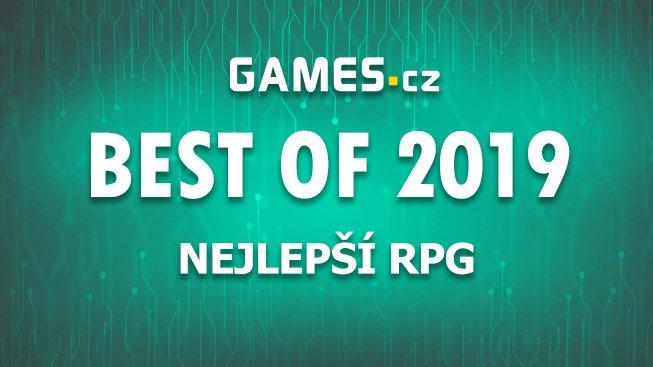 Best of 2019: Nejlepší RPG