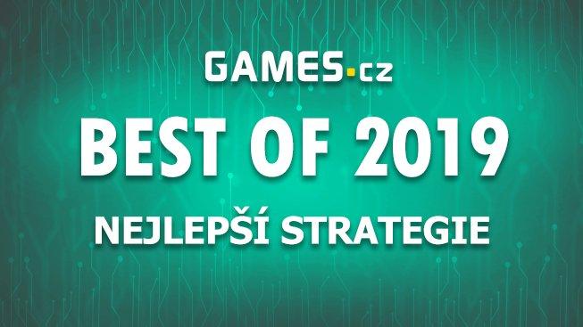 Best of 2019: Nejlepší strategie