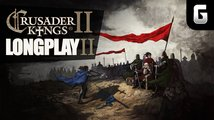 LongPlay - Crusader Kings II - S2E08 - Na Francii!