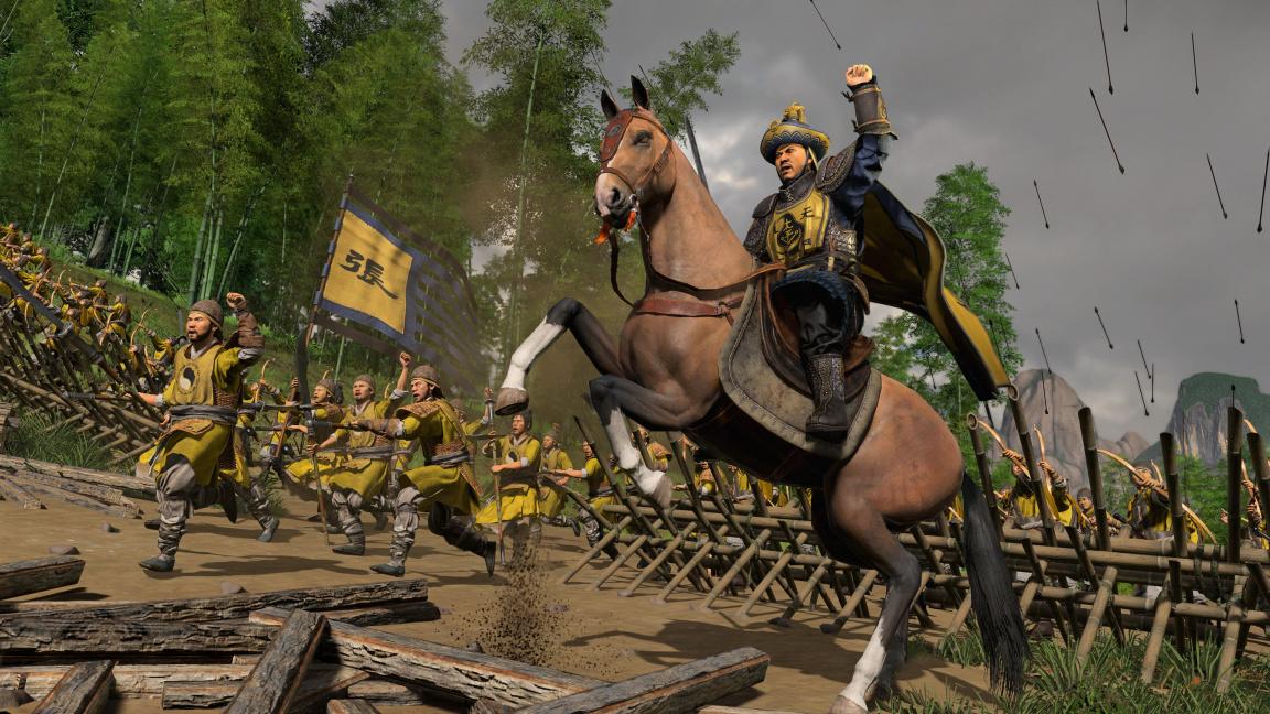 Total War: Three Kingdoms rozšiřuje kampaň. Podpoříte dynastii Chan, nebo ji rozmetáte na prach?