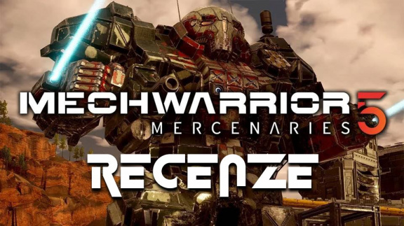 MechWarrior 5: Mercenaries – recenze