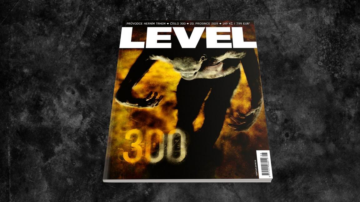 LEVEL 300 – jubilejní číslo herního magazínu mapuje historii lokální herní scény