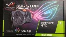 Asus ROG Strix GTX 1650 Super OC